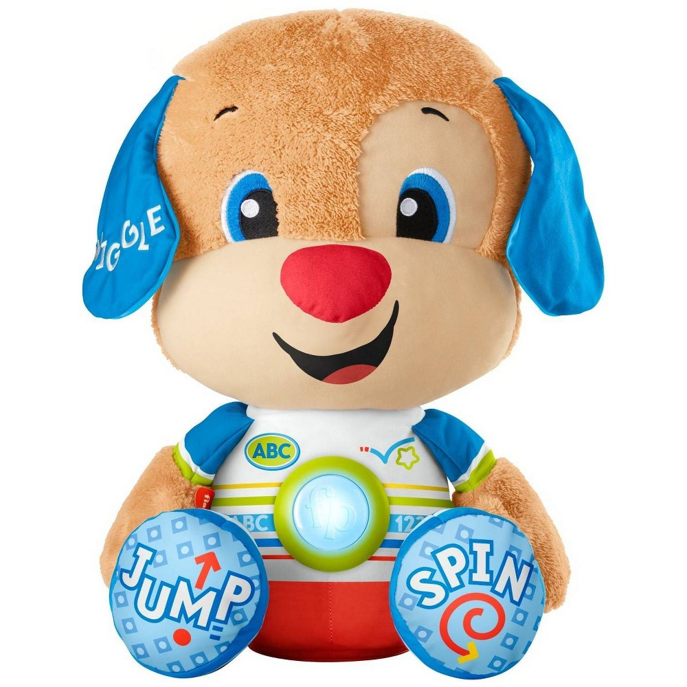 Fisher Price Laugh 38 Learn So Big Puppy