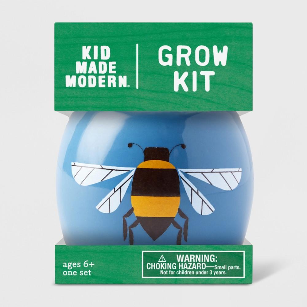 Image of Bee Indoor/Outdoor Mini Grow Kit - Kid Made Modern