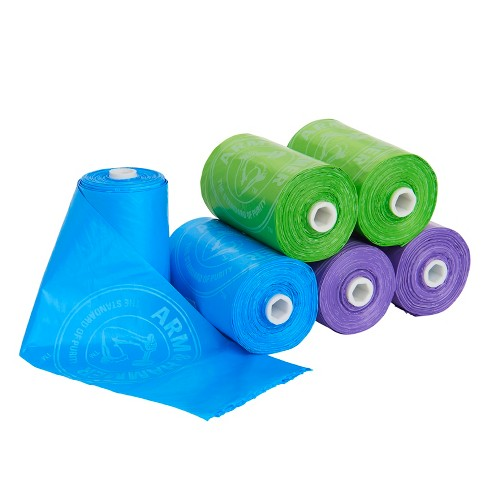 Munchkin Arm Hammer 72pk Diaper Bag Dispenser Refills
