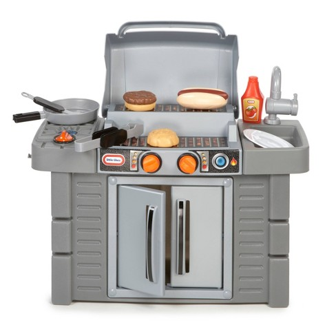 Little Tikes Cook And Grow Bbq Grill Target