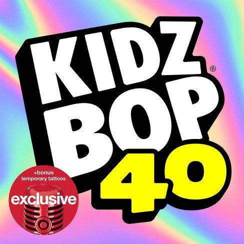 Kidz Bop Kids - Kidz Bop 40 (Target Exclusive, CD) - image 1 of 1