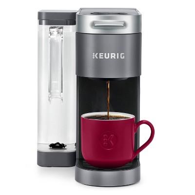 Keurig K-Supreme 12-Cup Coffee Maker - Gray