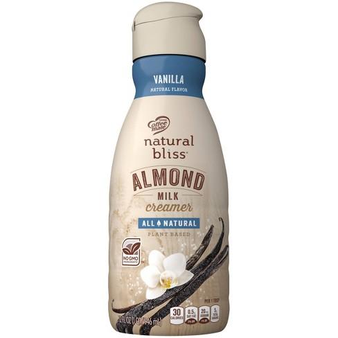 Coffee Mate Natural Bliss Vanilla AlmondMilk Creamer - 1qt - image 1 of 4