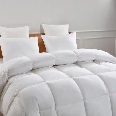 All Season Feather & Down Fiber Comforter - Serta