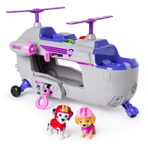 PAW Patrol Ultimate Rescue Ultimate Helicopter - Skye - image 1 of 8