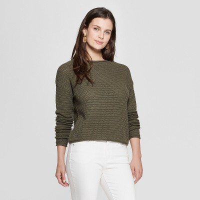 Women's Open Stitch Pullover Sweater   Universal Thread™ by Universal Thread