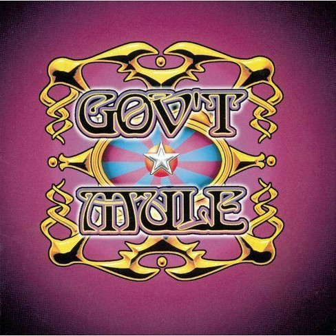 Gov't Mule - Live   With a Little Help (CD)