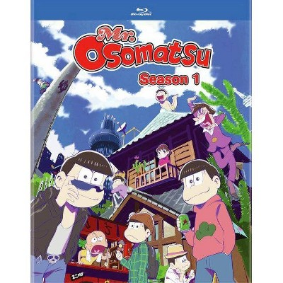 Mr. Osomatsu: Season 1 (Blu-ray)(2021)