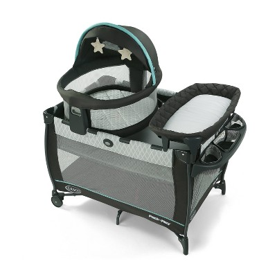 Graco Pack 'n Play Travel Dome Deluxe Playard - Allister