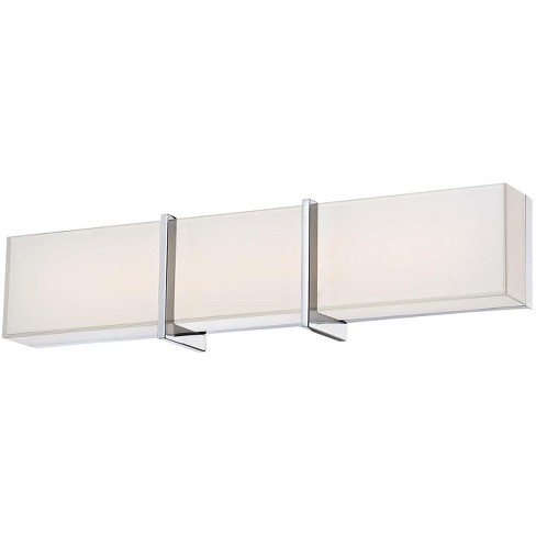 "Minka Lavery 2922-77-L 1 Light 24.25"" Width LED ADA Bath Bar from the High Rise Collection - image 1 of 1"