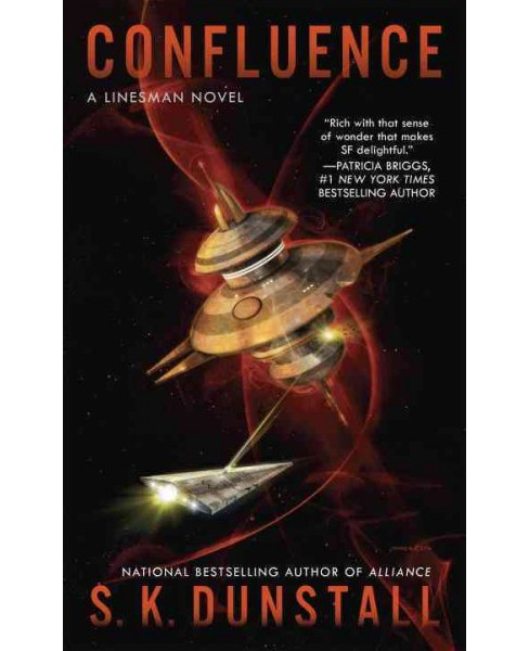 Confluence (Paperback) (S. K. Dunstall) - image 1 of 1