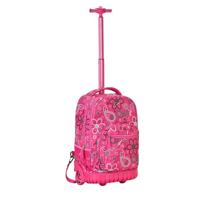 "Rockland 21"" Rolling Backpack"