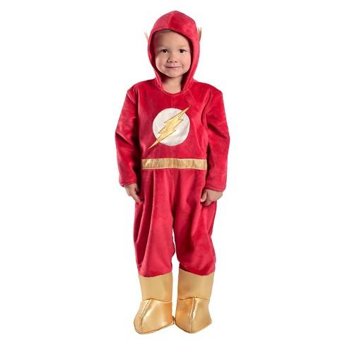Girls' Flash Premium Jumpsuit Baby Costume 12-18 Months - image 1 of 1