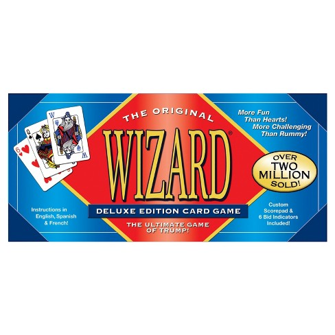U.S. Games Systems Wizard Card Game - Deluxe Edition - image 1 of 1