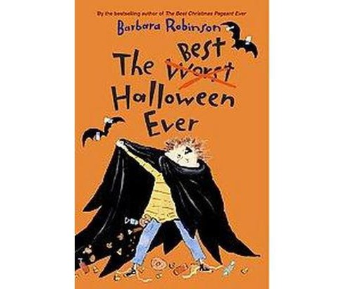 The Best Halloween Ever (Reprint) (Paperback) by Barbara Robinson - image 1 of 1