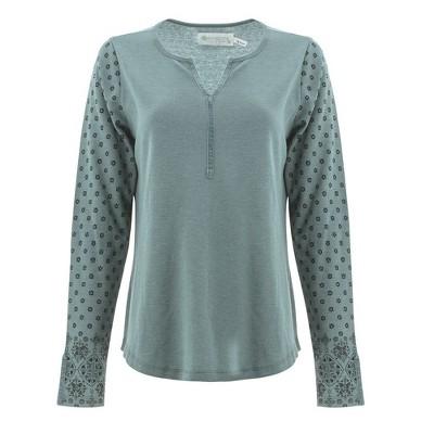 Aventura Clothing  Women's Drew Long Sleeve Top