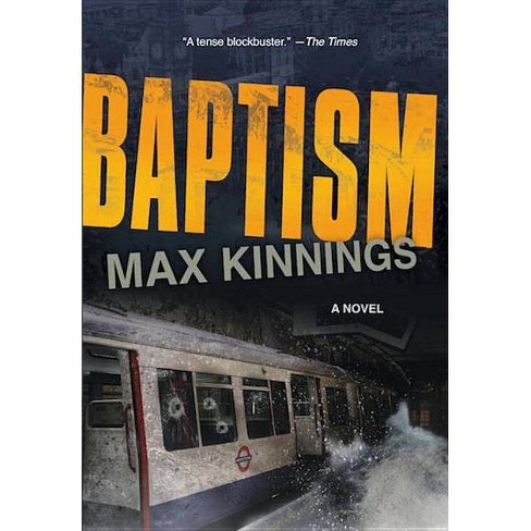 Baptism - by  Max Kinnings (Paperback) - image 1 of 1