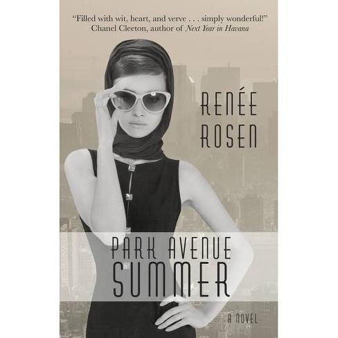 Park Avenue Summer - Large Print by  Renee Rosen (Paperback) - image 1 of 1
