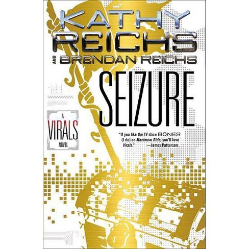 Seizure - (Virals (Quality)) by  Kathy Reichs (Paperback) - image 1 of 1