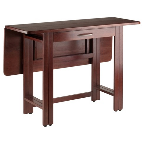 Taylor Drop Leaf Table   - Walnut - Winsome - image 1 of 5