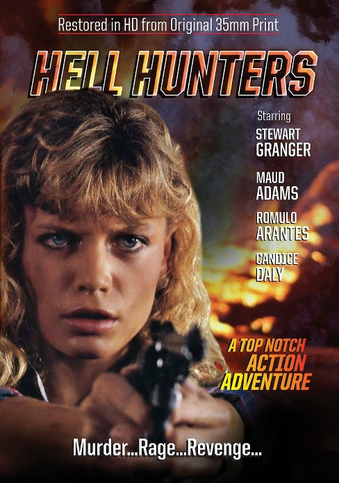 Hell hunters (DVD) - image 1 of 1