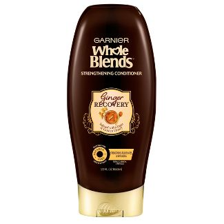 Garnier Whole Blends Ginger Recovery Strengthening Conditioner - 22 fl oz
