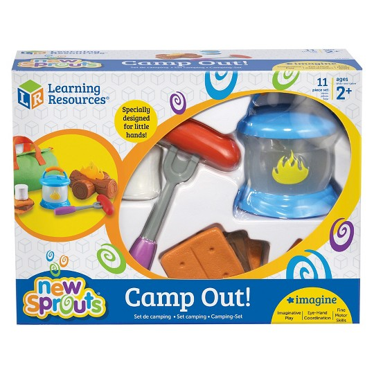 Learning Resources Camp Out image number null