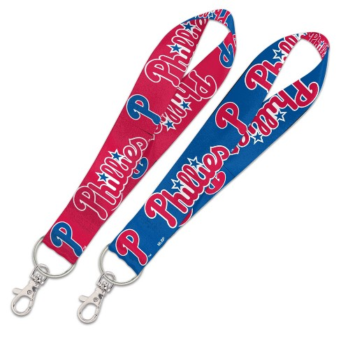 MLB Philadelphia Phillies Keystrap Lanyard - image 1 of 1