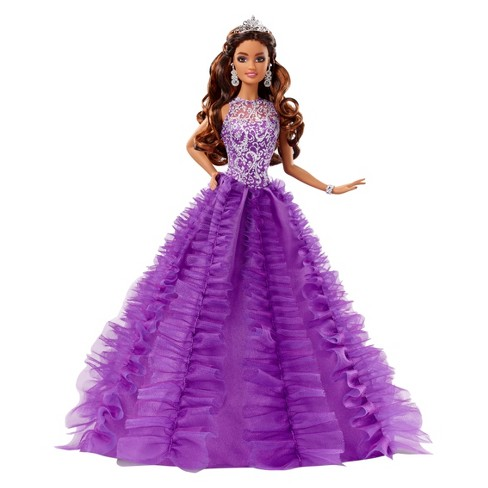 ddf47e755b8 Barbie® Collector Quinceanera Doll   Target