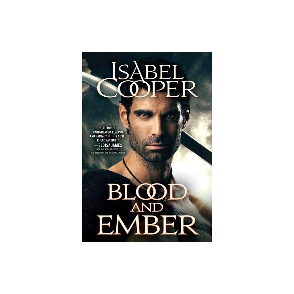 Blood And Ember Stormbringer By Isabel Cooper Paperback