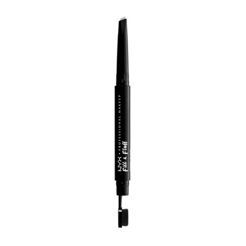 NYX Professional Makeup Fill & Fluff Eyebrow Pomade Pencil - 0.007oz - image 1 of 4