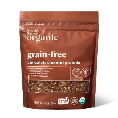Chocolate Coconut Grain Free Granola - 8oz - Good & Gather™