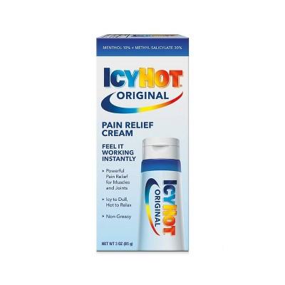 IcyHot Rub Cream - 3oz.