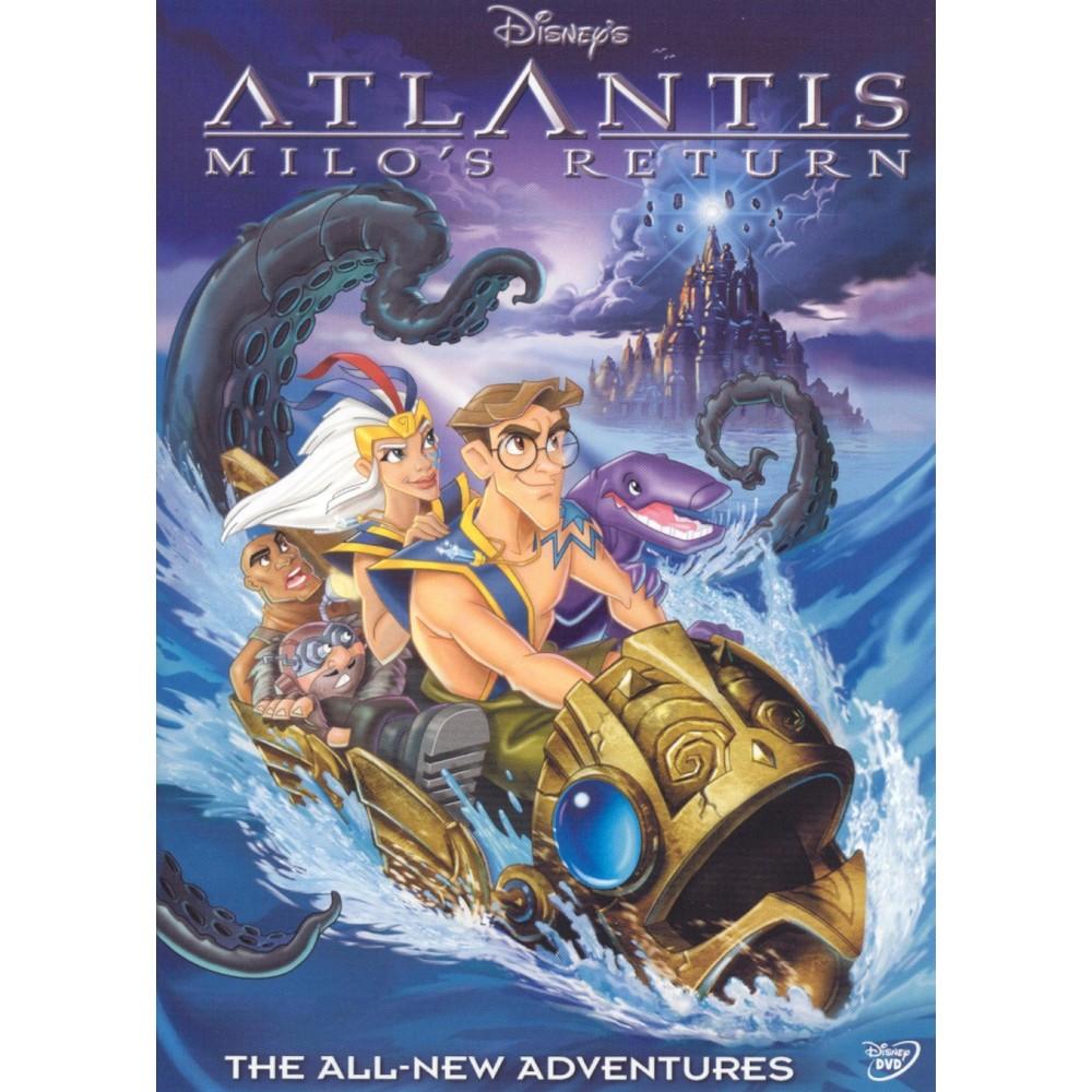 Atlantis:Milo's Return (Dvd)