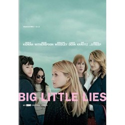 Big Little Lies: Seasons 1 & 2 (DVD)