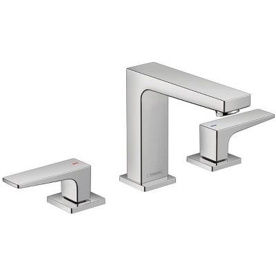 Hansgrohe 32518 Metropol 1.2 (GPM) Widespread Bathroom Faucet   Chrome