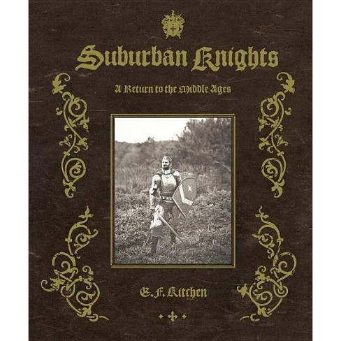 Suburban Knights - (Hardcover) - image 1 of 1