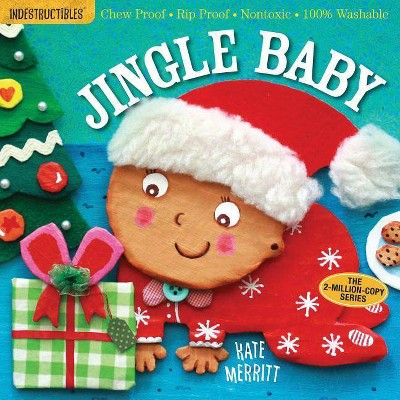 Jingle Baby - (Indestructibles)by Kate Merritt (Paperback)
