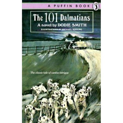 101 Dalmatians - by  Dodie Smith (Paperback) - image 1 of 1