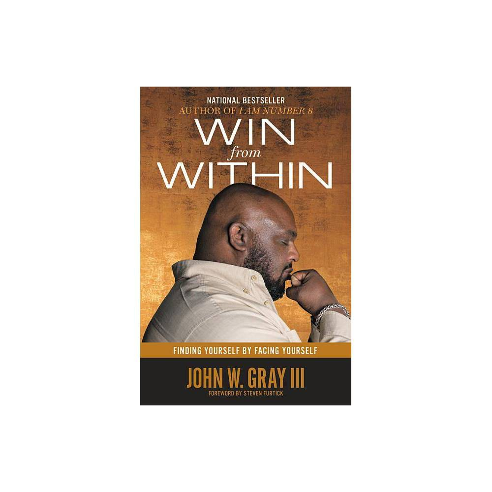 Win from Within - by John Gray (Hardcover) Promos