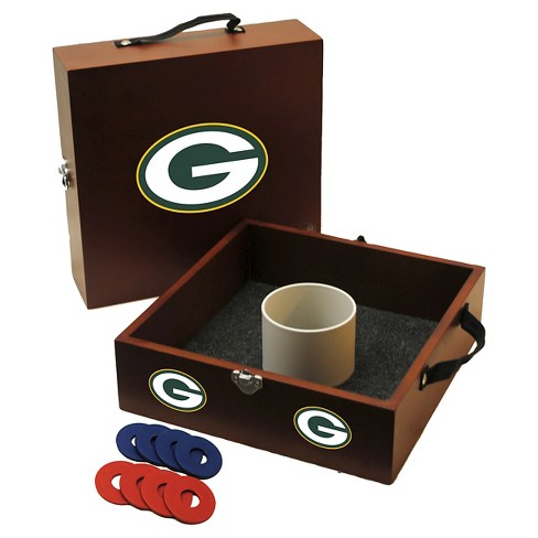 NFL Green Bay Packers Wild Sports Washer Toss - image 1 of 1