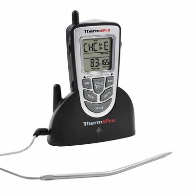 ThermoPro TP09 Digital Wireless Meat Thermometer
