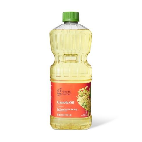 Canola Oil - 48oz - Good & Gather™ - image 1 of 2