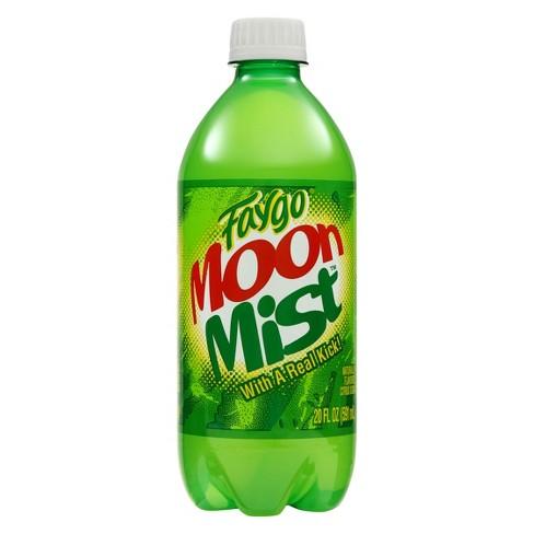 Faygo Moon Mist - 20 fl oz Bottle - image 1 of 1