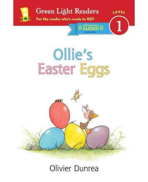 Ollie's Easter Eggs (Hardcover) (Olivier Dunrea) - image 1 of 1