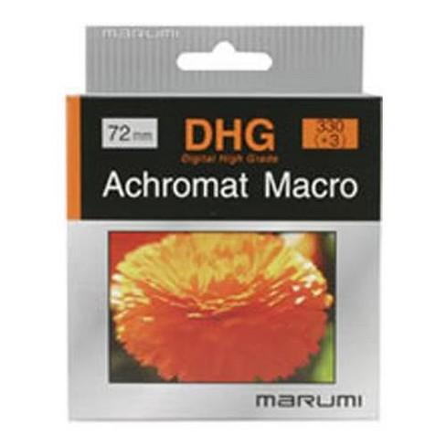 Marumi DHG Achromat Macro 330 (+3) 55mm Close Up Lens Filter - image 1 of 1