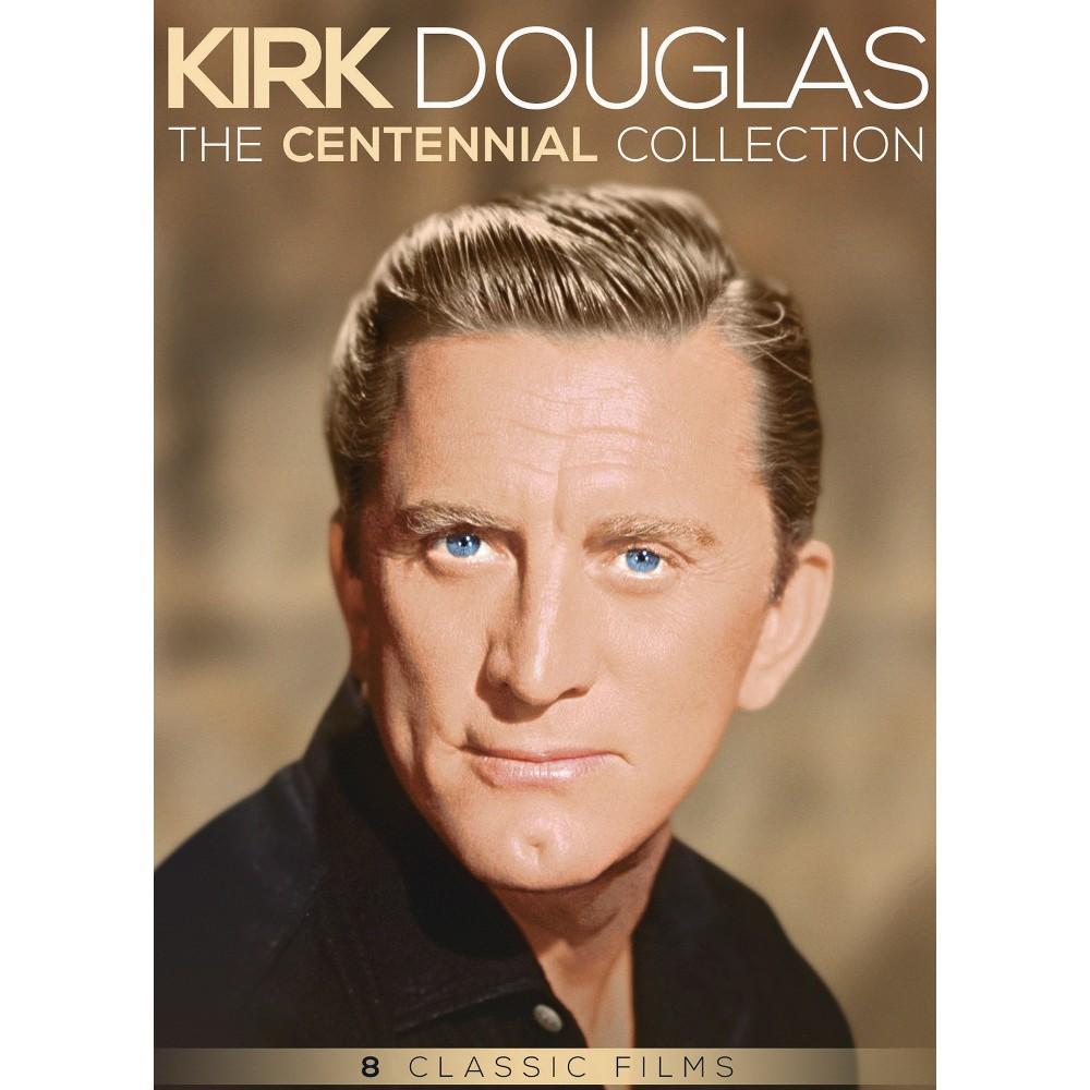Kirk Douglas:Centennial Collection (Dvd)