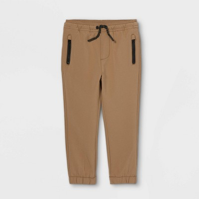 Toddler Boys' Quick Dry Pull-On Jogger Chino Pants - Cat & Jack™