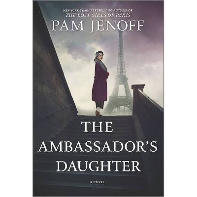 The Ambassador's Daughter - by Pam Jenoff (Paperback)