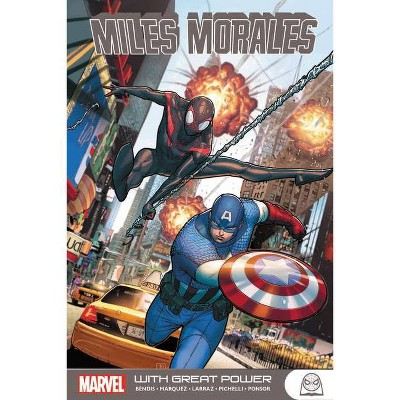 Miles Morales: With Great Power - (Paperback)